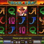 La slot machine Book of Ra Deluxe